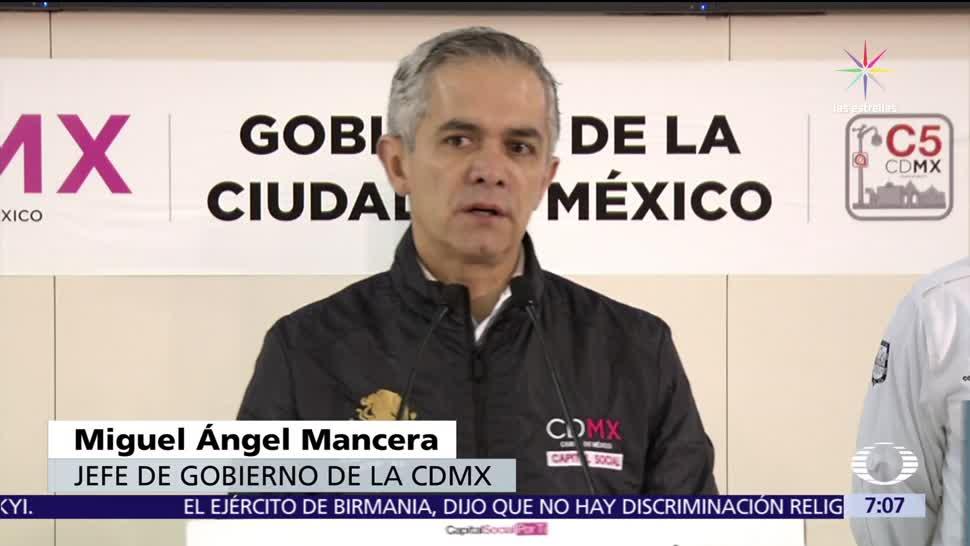 Mancera reitera compromiso con el Frente Ciudadano Por México