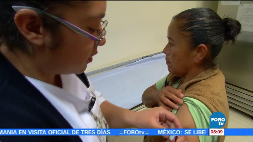 Hidalgo registra la primera muerte por influenza de la temporada