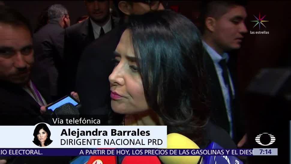 Barrales responde en Despierta al fallo del TEPJF sobre liderazgo del PRD