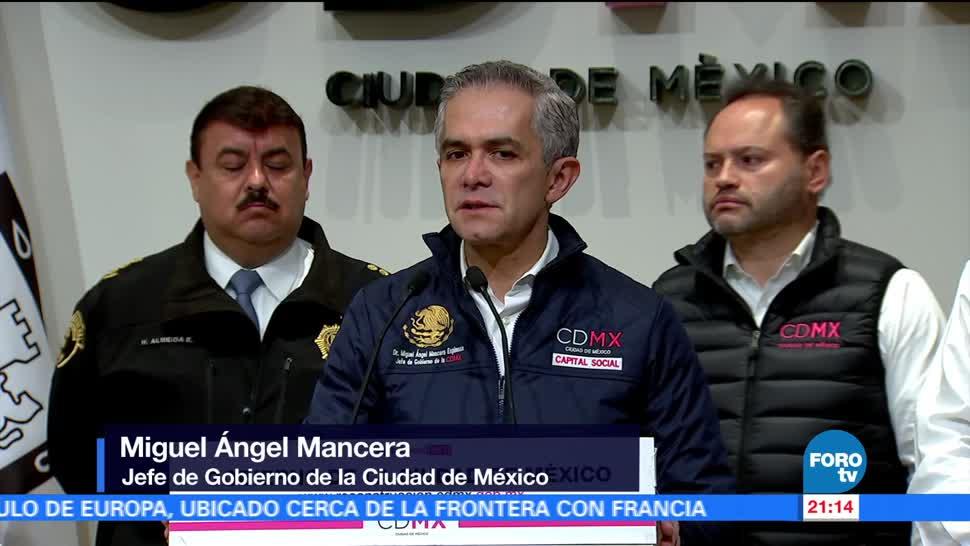 Mancera pide sumar voluntades para que el Frente Ciudadano por México se consolide