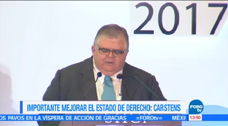 Agustín Carstens Generar Conciencia Social Gobernador Banxico