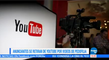Anunciantes Eu Retiran Youtube Videos Pedofilia Black Friday