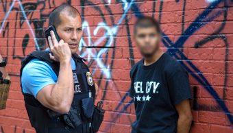 Arrestan más 200 miembros pandilla MS 13 Estados Unidos