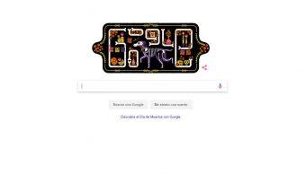 Google honra a los muertos con su doodle