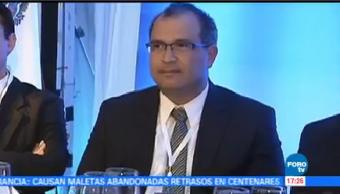 Carlos Treviño Nuevo Director Pemex Designado