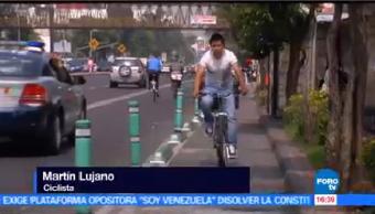 Ciclistas Denuncian Aumento Robos Últimos Años