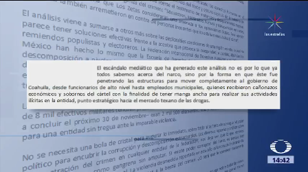 Desde Fe Denuncia Corrupción Instituciones Semanario