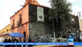 El barrio del Rosario en Xochimilco