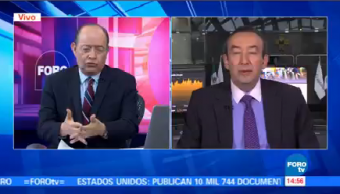 Examinan Factores Afectan Peso Cierre Analista Financiero Rafael Carrero