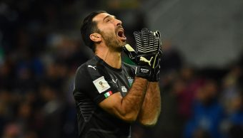 Italia queda fuera Mundial empatar goles Suecia