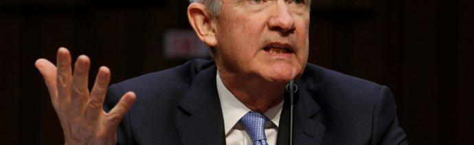 Powell se compromete a responder ante amenazas de la economía
