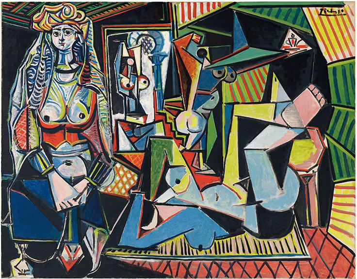 Leonardo da Vinci, Arte, Cuadros, Pinturas, Caras, Picasso