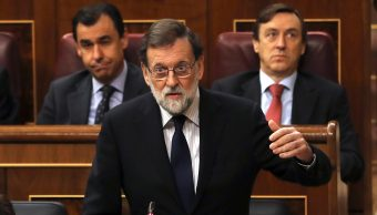 Mariano Rajoy responde al Congreso sobre sobresueldos del Partido Popular