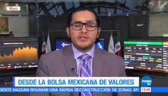 Mercados México Analizan Escenarios Volatilidad