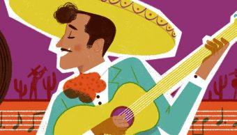 Google celebra el natalicio de Pedro Infante con un 'doodle'