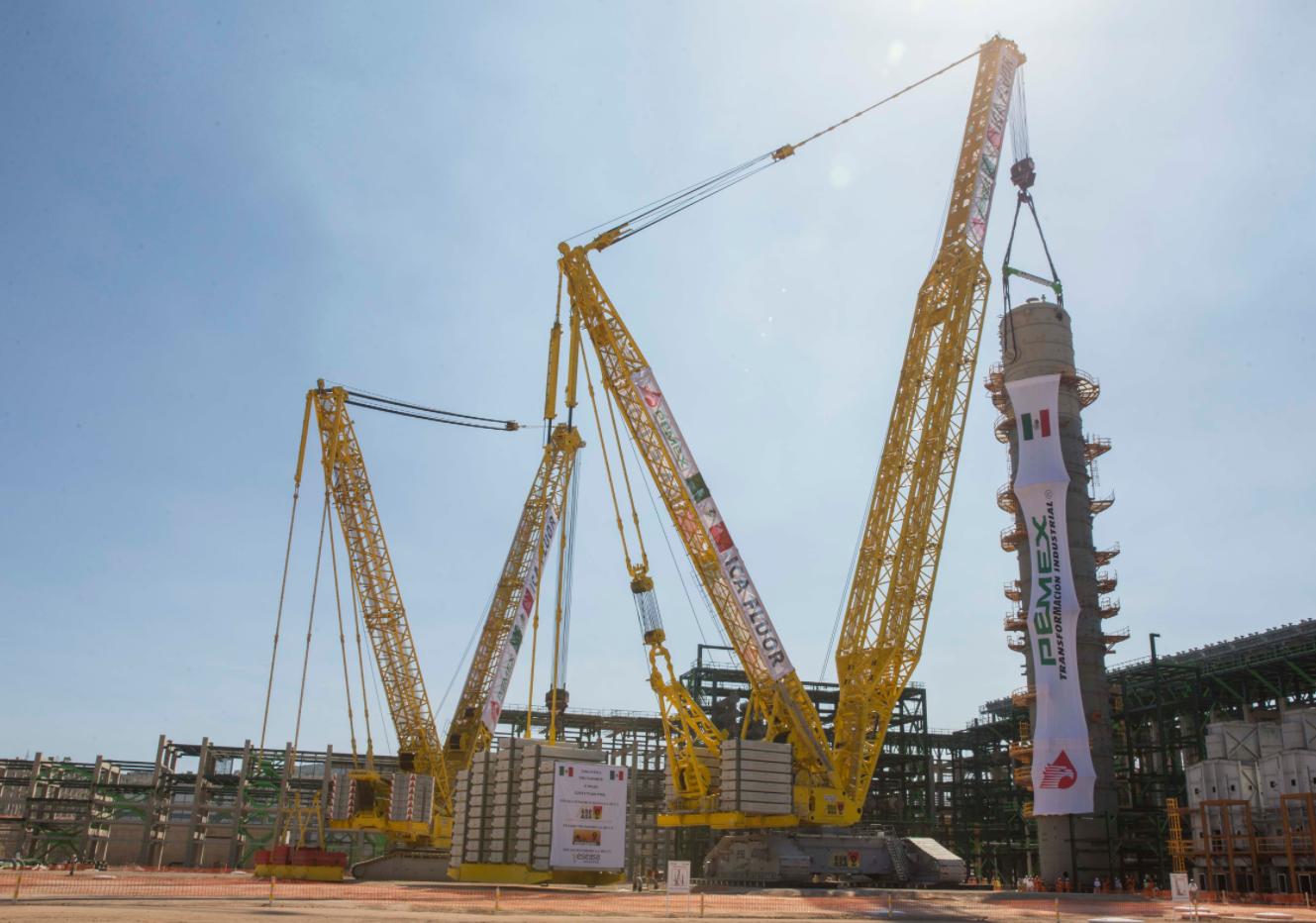 Pemex descubre nuevo yacimiento petrolero; el hallazgo más importante en 15 años