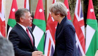 Theresa May visita Jordania tras viajes a Arabia Saudita e Irak
