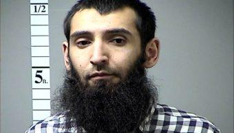 Presunto autor ataque terrorista NY se declara no culpable