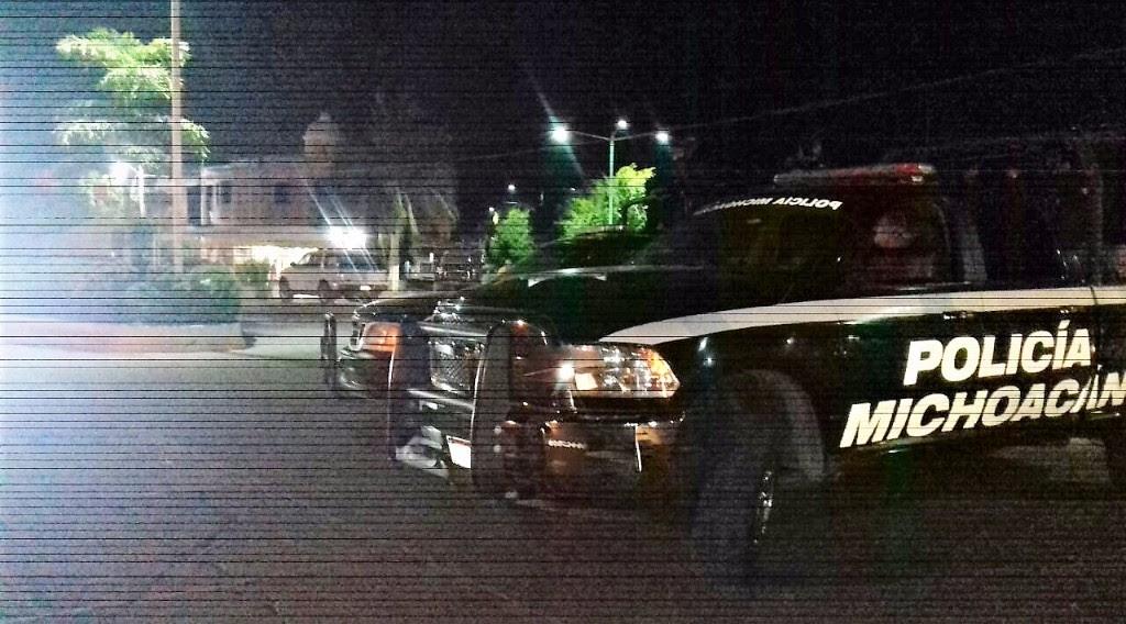 Grupo armado ataca a oficiales en Buenavista, Michoacán
