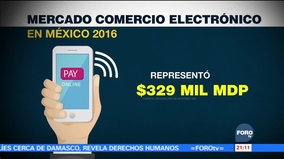 Aumentan fraudes en comercio electrónico en México