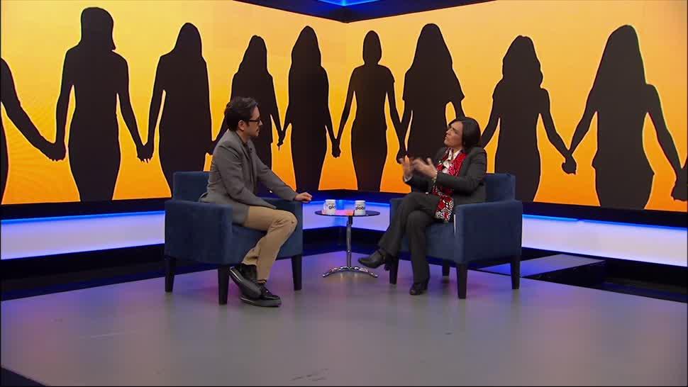 Genaro Lozano entrevista a Verónica Zavala