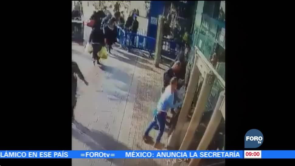 Apuñalan a un guardia de seguridad israelí en Jerusalén