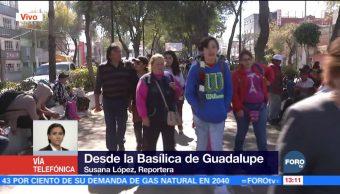 Norberto Rivera Agradece Virgen Guadalupe Trabajo