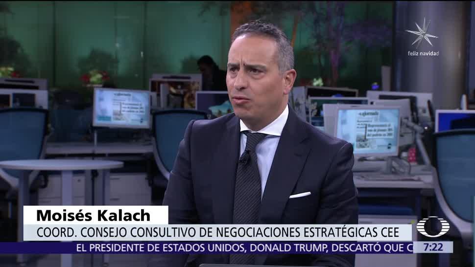 ¿Cómo va la renegociación del TLCAN?, análisis en Despierta con Loret
