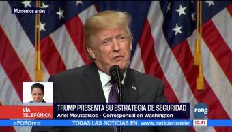 Nueva Estrategia Seguridad Trump