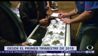 Comercialización de productos derivados de la marihuana inicia en 2018 en México