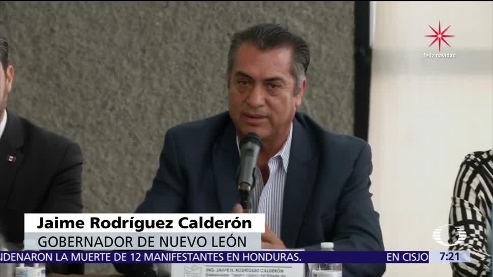 'El Bronco' pide licencia para dejar su cargo y buscar candidatura presidencial