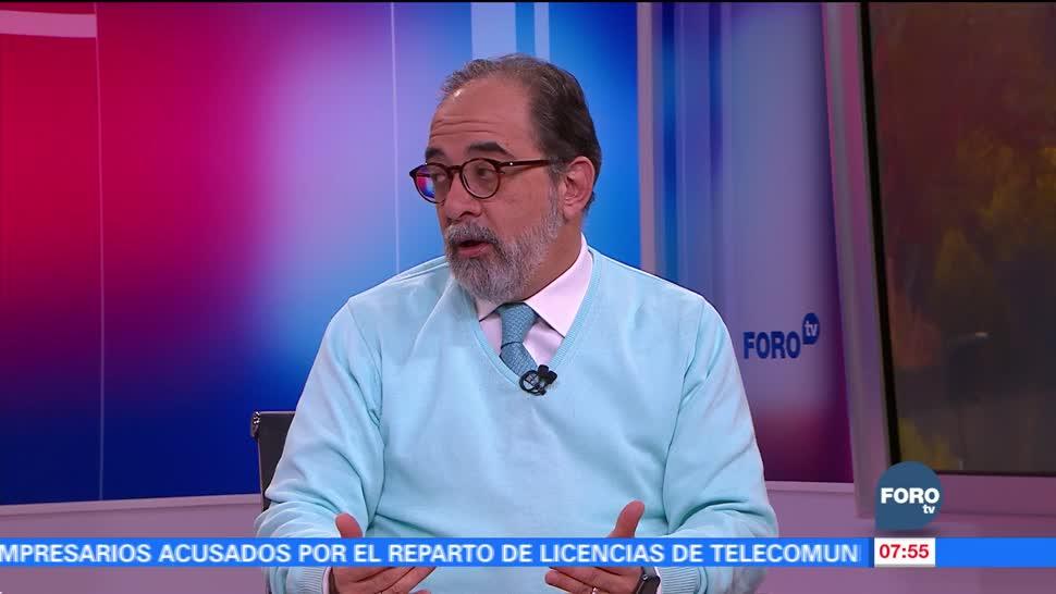 Luis Castro: Es la primera vez que el Panal contiende en coalición por la Presidencia
