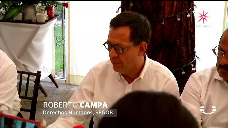 Autoridades federales intervienen en conflicto agrario de Chiapas