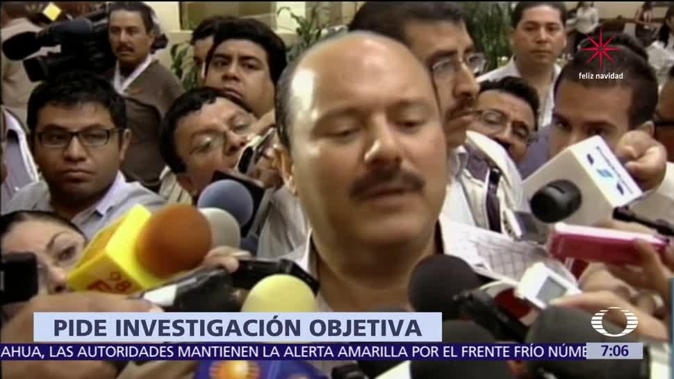 PRI pide investigar sin presiones políticas presunta corrupción en campaña de Chihuahua