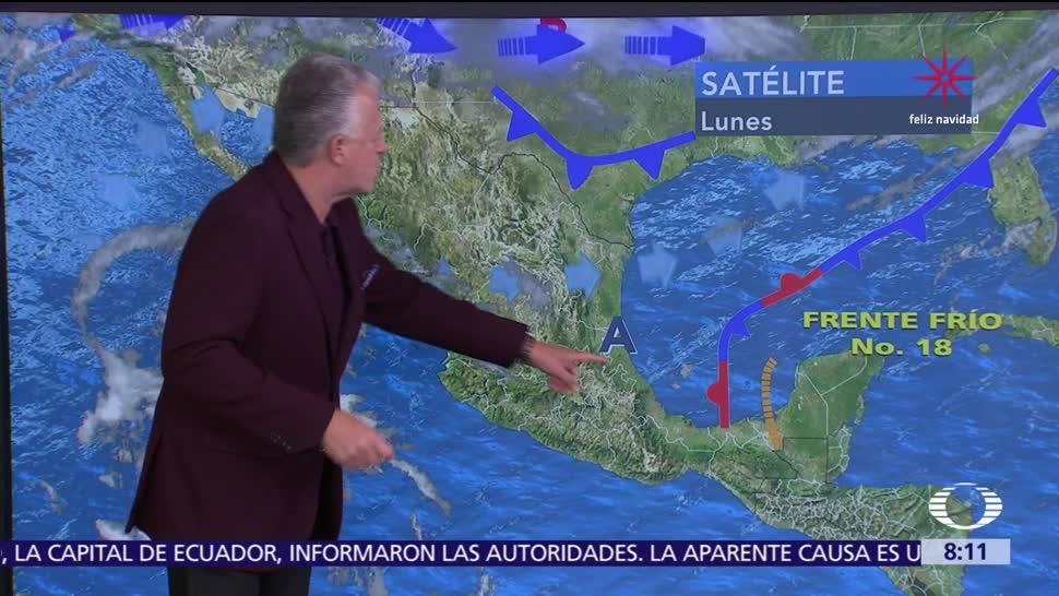 Clima Al Aire: Prevén ambiente frío en el Valle de México