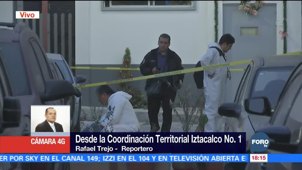 Investigan presunto suicidio de policía en CDMX
