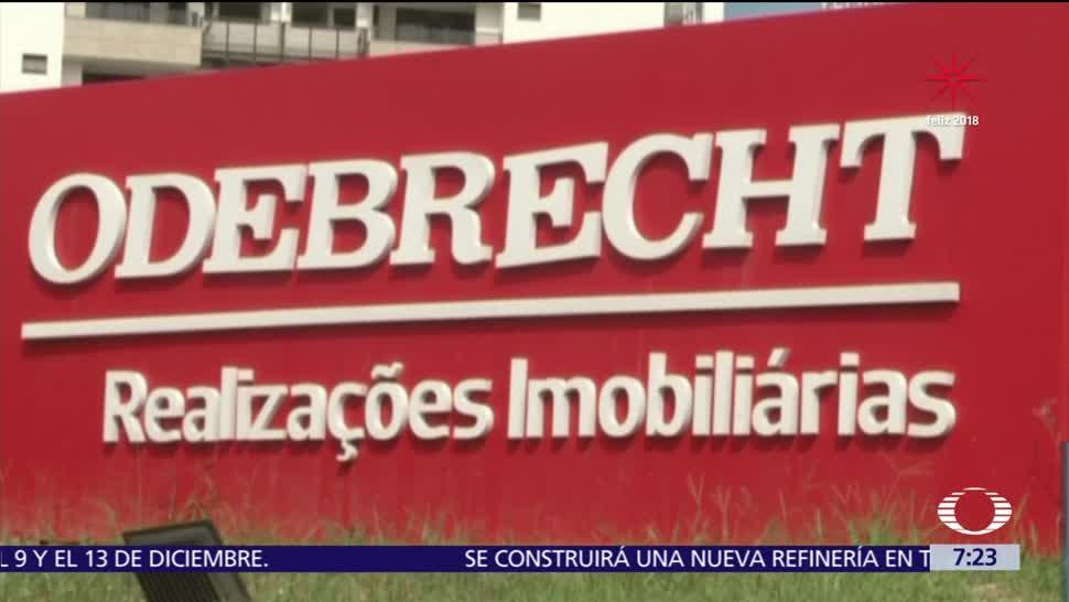 Escándalo de Odebrecht alcanza a doce países, incluido México