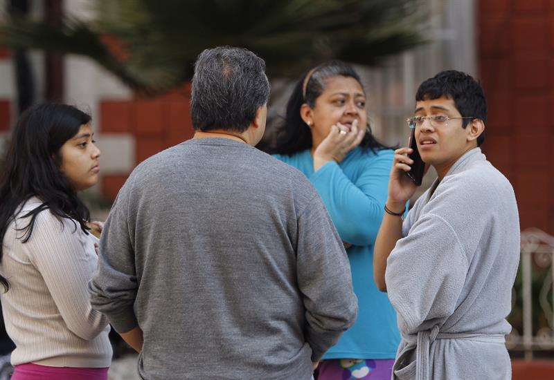 No hay daños por el sismo de magnitud 5, asegura Peña Nieto