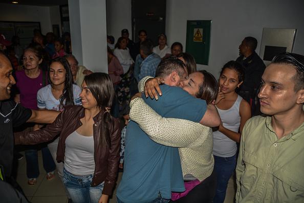"""ONG venezolana cifra en 36 los """"presos políticos"""" ya excarcelados"""