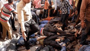 Alud en Bangladesh deja al menos diez muertos