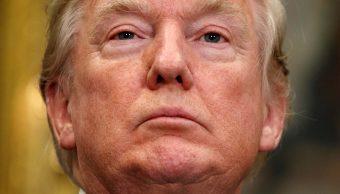 Trump califica acusaciones de acoso sexual en su contra como noticias falsas