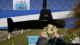 Estados Unidos abandona búsqueda submarino argentino ARA San Juan