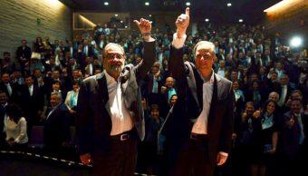 Meade se registra como precandidato a la Presidencia por Nueva Alianza