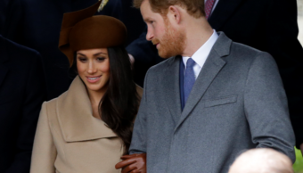 El príncipe Enrique dice que Meghan Markle pasó una Navidad fantástica