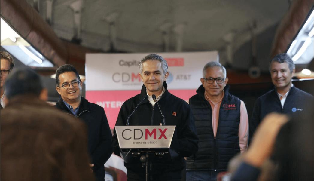 Miguel Angel Mancera rechaza convertirse en factor de ruptura del Frente