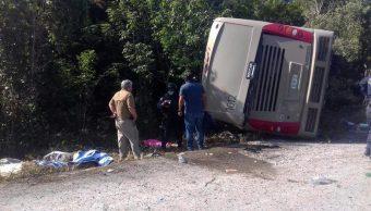 Mueren 11 extranjeros y un mexicano en Quintana Roo