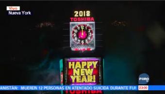 Nueva York Celebra Llegada 2018
