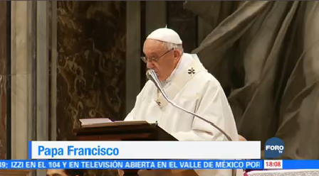 Papa Francisco Oficia Misa Honor Virgen Guadalupe