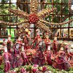 Celebran la Noche de Rábanos en Oaxaca