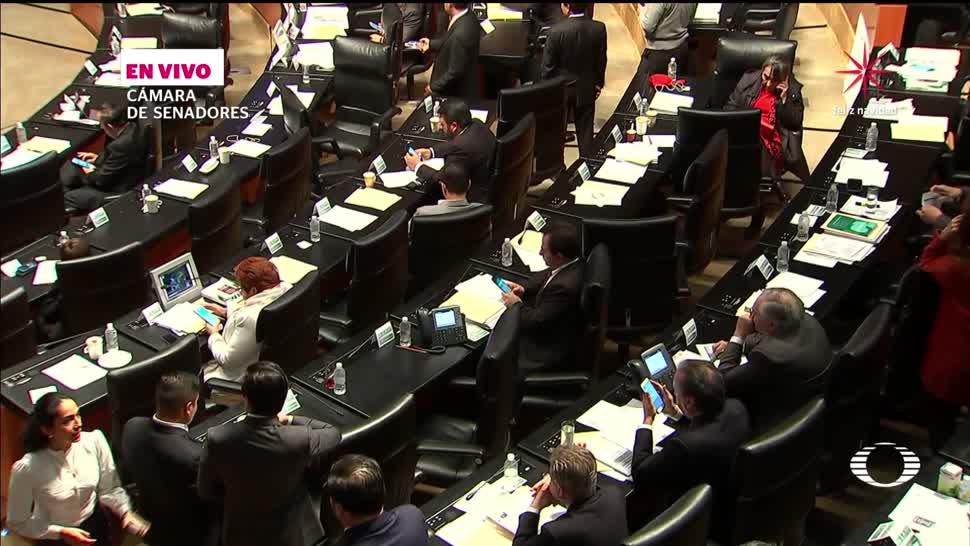 Senado debate la Ley de Seguridad Interior